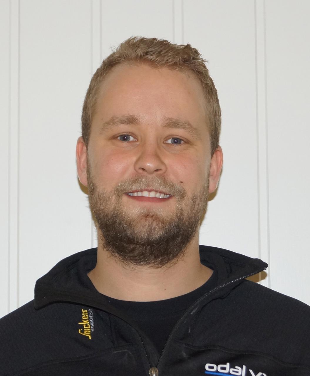 Marius Bjørgan